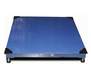 LP7620 NTEP floor scale