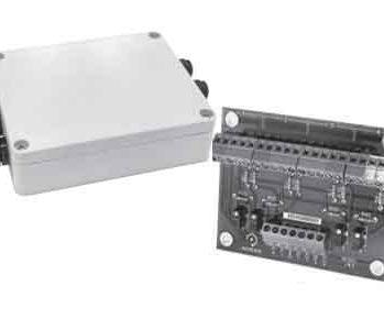 GS-JB-4-FRP fiberglass load cell summing box