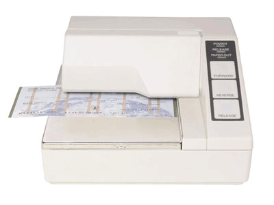 TMU-295 TM-U295 Epson ticket printer