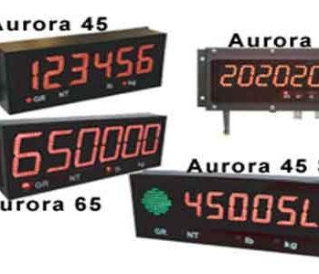Aurora Remote Displays
