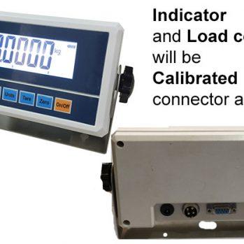 MS-520 indicator scale livestock scale head